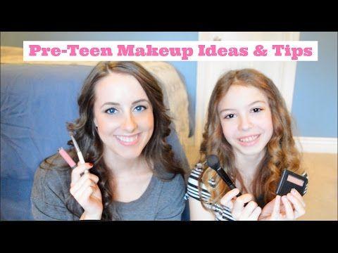 PreTeen Makeup Ideas & Suggestions ♡ - NaturallyThriftyMom