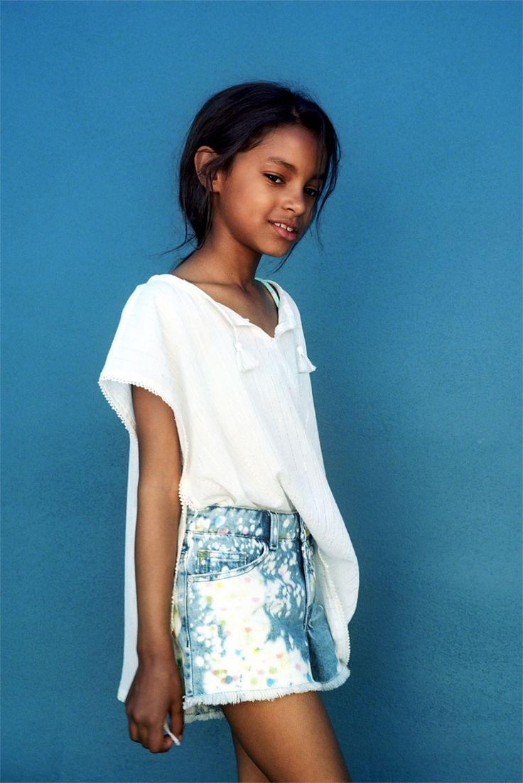 Zara baby hair accessories - Accessories Kids Kids Editorials Zara United States