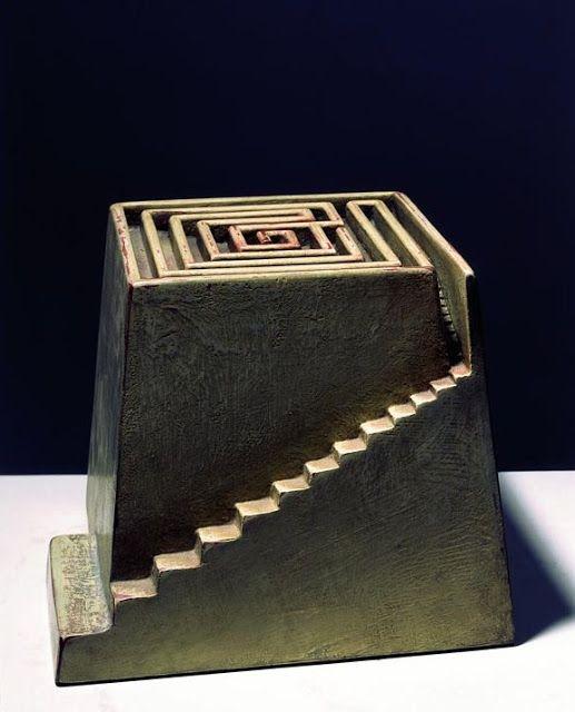 Josep Maria Subirachs. Labyrinth II, 1993.