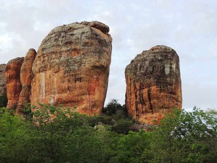 As Gêmeas - Serra da Capivara - PI