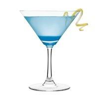 Smirnoff & Blue Curacao Martini