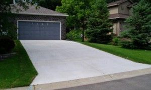 Tweed heads concrete driveway