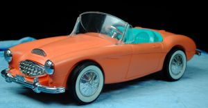 1962 – 2015 Barbie, Family and Friends doll 'Cars'