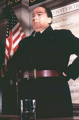 Ms. Trunchbull, from Matilda, is the only villain from my childhood that continues to terrorize me.