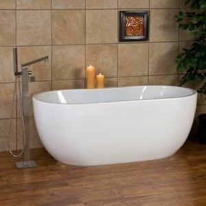 34 best ideas about master bathroom reno on pinterest for Best acrylic bathtubs