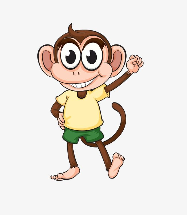 Cute Cartoon Monkey Cute Cartoon Monkey Cute Vector Cartoon Vector Monkey Vector Cute Clipart Cartoon Clipart Monke Cartoon Monkey Cartoon Clip Art Cute Monkey