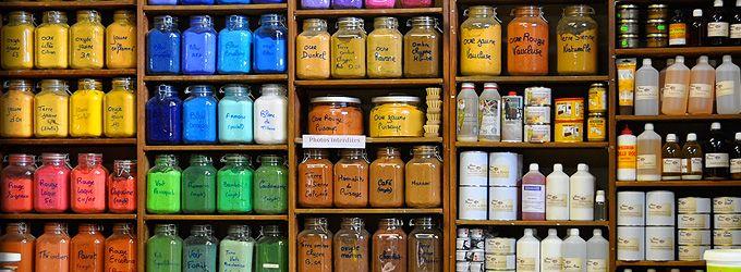 Enduits à la chaux, badigeons à la chaux dans le Cher (18) - L'Atelier des Patines - Rubriques du menu - ATELIER DES PATINES