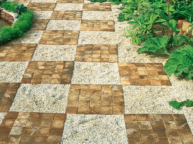 97 best images about patio ideas on pinterest patio for Checkerboard garden designs
