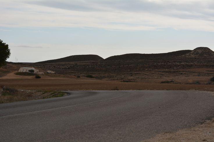 Carretera Aguamarga