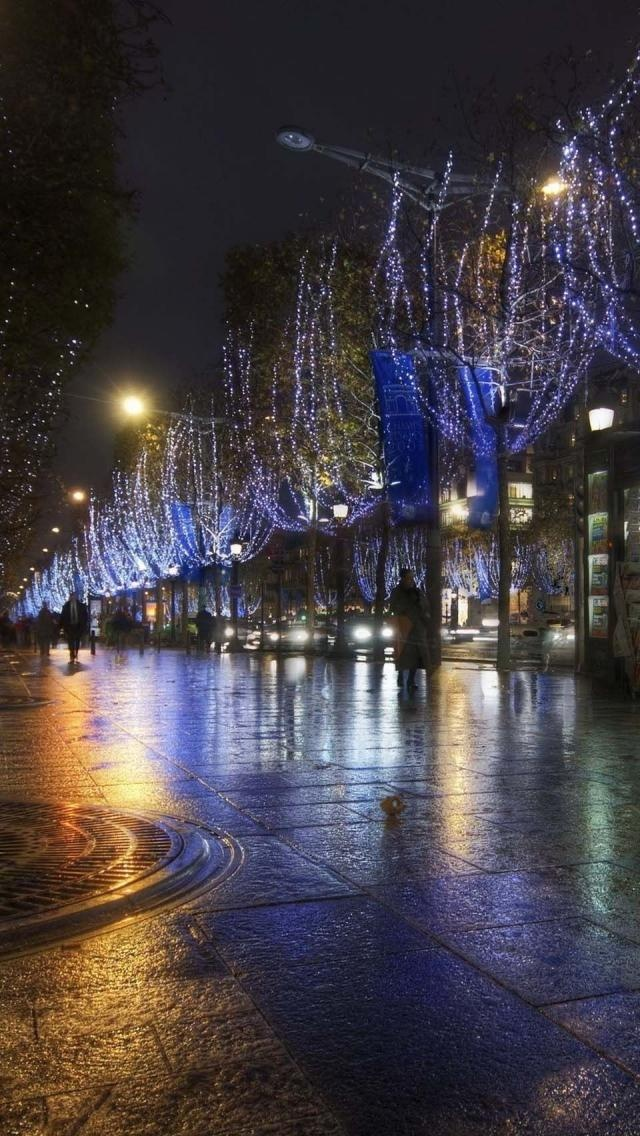 I miss the Christmas lights in Paris.......... breath taking...........
