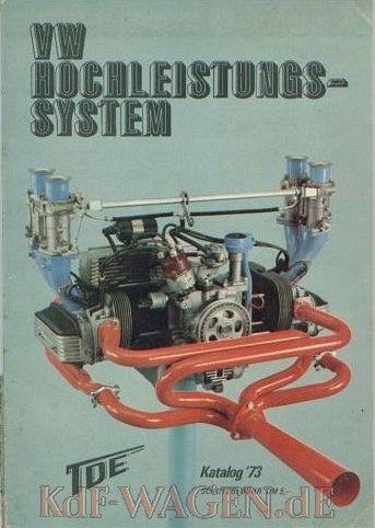 VW - 1973 - VW Hochleistungssystem TDE - [10152]-1
