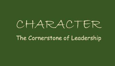 Character: The Cornerstone of Leadership | Dr. Justin Thompson | LinkedIn