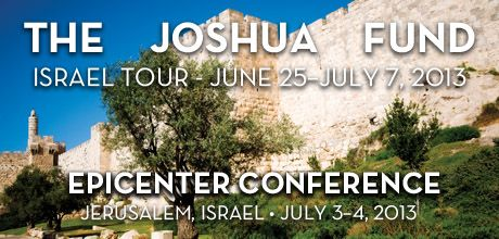 Take a Christian TourWOX with The Joshua Fund - Israel Tour     One of these days!