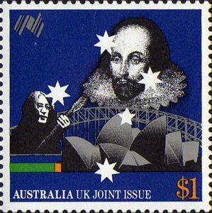 Australian Bicentenary Stamp Number: AU1085  Issued on:1988-06-21  Perforation:comb13