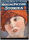 Moving Picture Stories August 24 1926 color cover …
