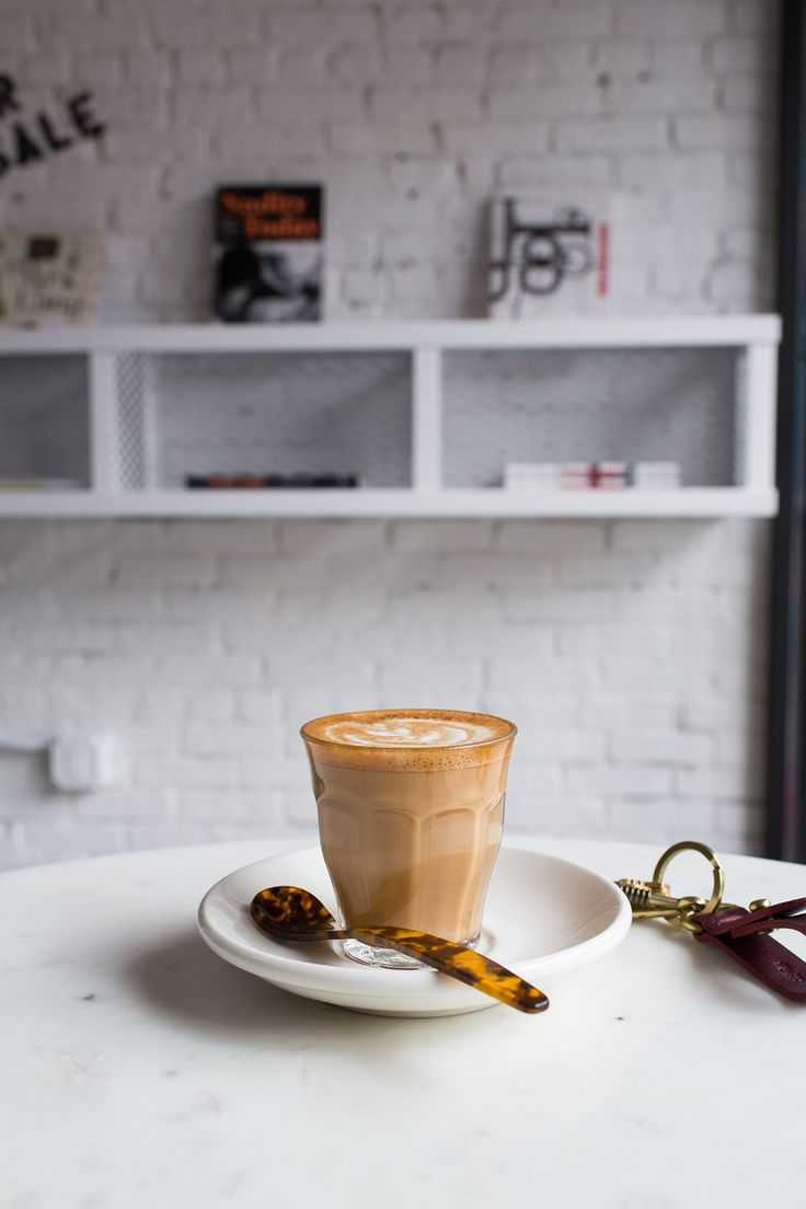 Happy Bones, NYC // Best Coffee Shops #Trottermag