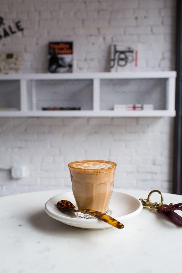 Happy Bones, NYC // Best Coffee Shops