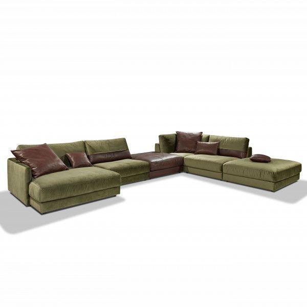Ecksofa Garbo Sofa Modul Sofa Sofas