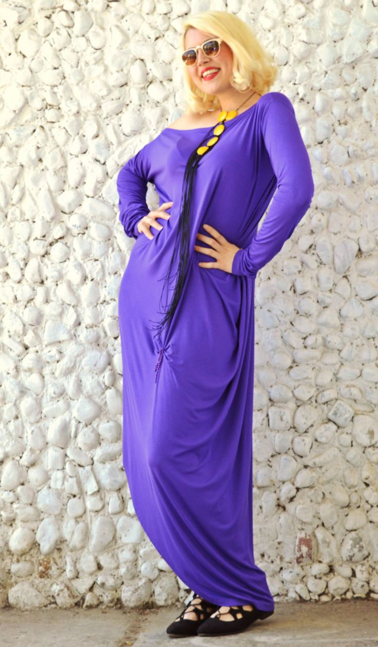 New in our shop! Purple Maxi Dress TDK31, Purple Loose Dress, Purple Caftan, Casual Dress, Summer Caftan, Asymmetrical Cocktail Loose Dress, TEYXO Dress https://www.etsy.com/listing/181936750/purple-maxi-dress-tdk31-purple-loose?utm_campaign=crowdfire&utm_content=crowdfire&utm_medium=social&utm_source=pinterest