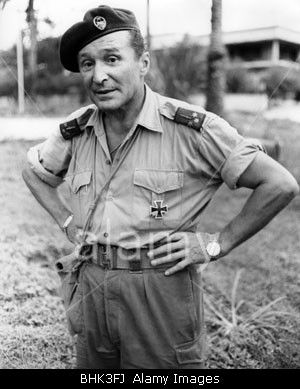Simba uprising 1964 - 1965, mercenaries, Lieutnant Fernando Calistrat from Romania.