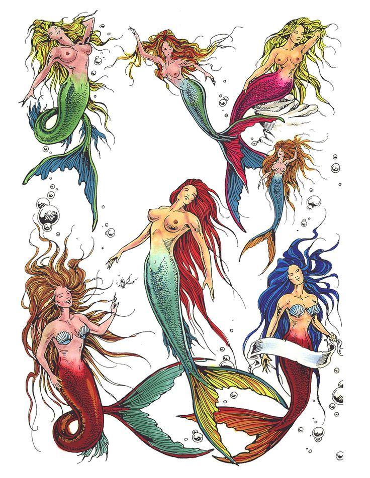 Sailors & Mermaids