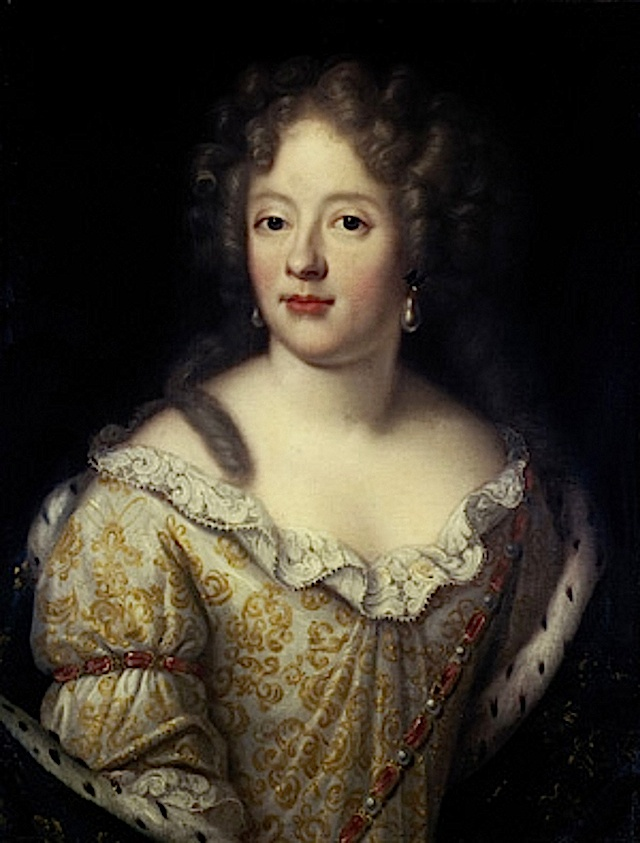Liselotte von der Pfalz, aus der Wittelsbacher Linie Pfalz-Simmern