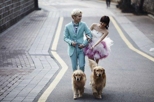 Key & Alisa wedding pictorial uproar excitement for Global WGM-2