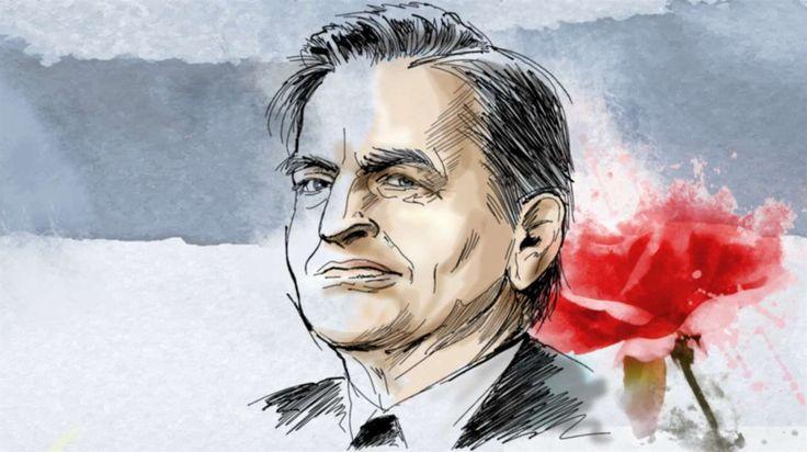 Olof Palme delade Sverige i två delar – för eller emot. Inför 30-årsdagen av Palmemordet berättar vi historien om politiken, passionen och personen.