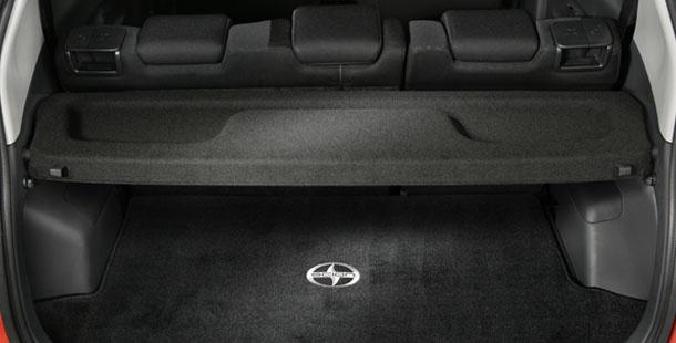 Scion xB Cargo Cover | Toyota & Scion Accessories ...