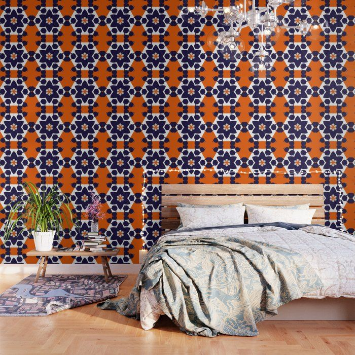 Important Make Sure To Order Enough Panels To Cover Your Wall Or Surface Size Options Below Our Peel And Stick Wallp Wallpaper Pattern Wallpaper Home Decor