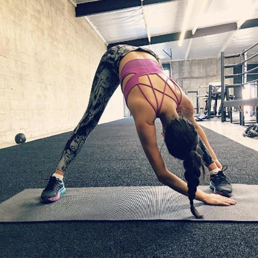 9 Times Shay Mitchell Had the Cutest Workout Gear Ever - Shape.com