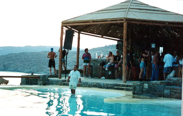 Cavo Paradiso back in the day. #LegendarCavo #CavoMemories #Throwback