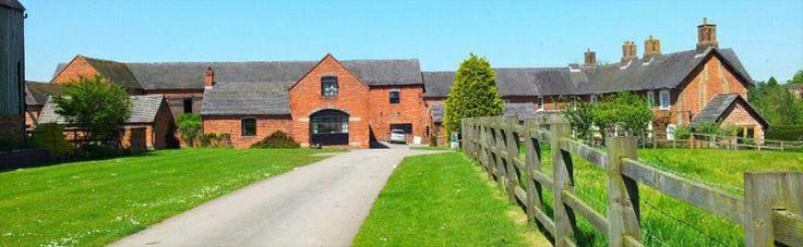 Offley Grove Farm, Adbaston, Eccleshall, Staffordshire, England. Bed  Breakfast. Travel. Holiday.