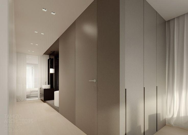 projekt wnętrz mieszkania | Tamizo Achitects