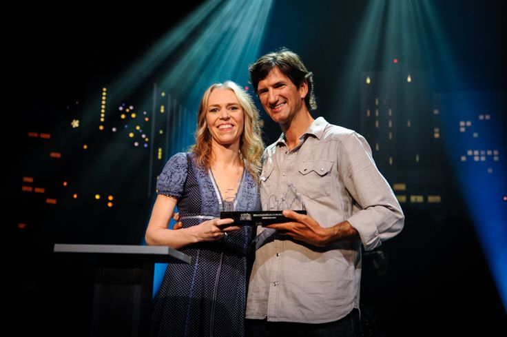 Austin City Limits Hall of Fame show - Gillian Welch and JT Van Zandt