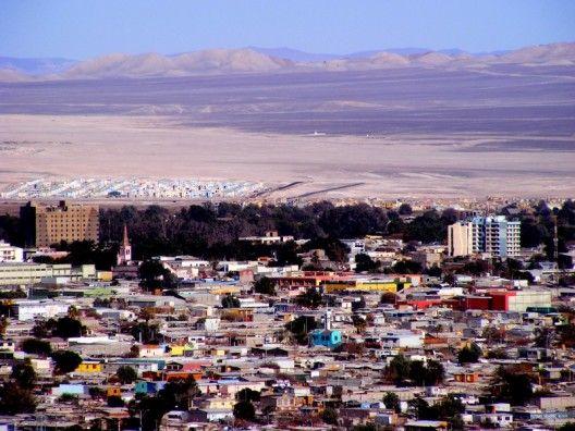 Calama, Chile