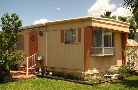 "If you've ever wondered what the difference is between a ""mobile"" home & a ""manufactured"" home."