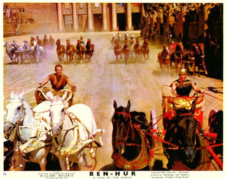 Ben-Hur (1959) - Lobby Card