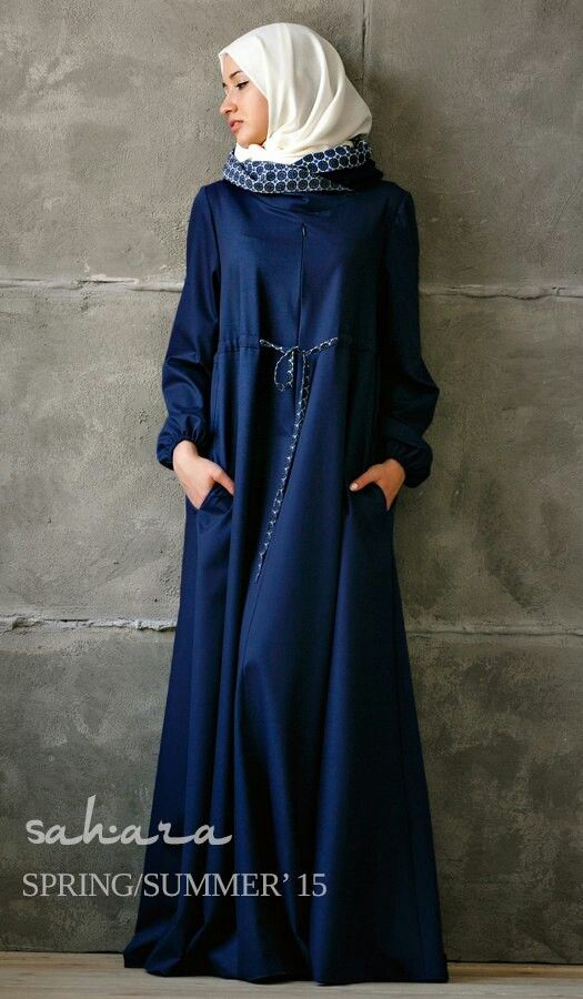 Wow. This looks super Comfortable abaya