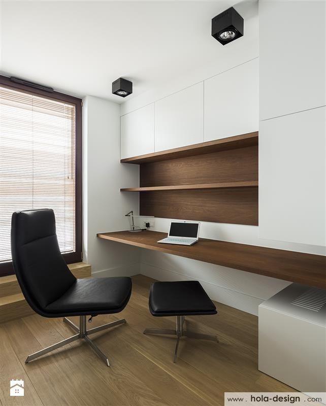 Gabinet styl Nowoczesny Gabinet - zdjęcie od HOLA Design