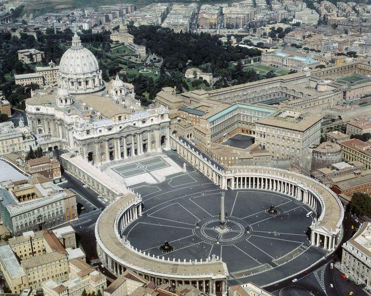 Bernini - St Peters Square