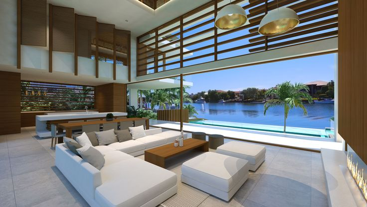 FLOATING WATER HOUSE | Chris Clout Design