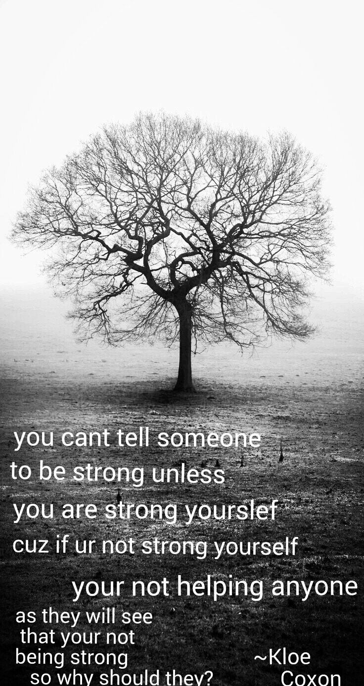 I just put this together myself it's only true u have to help ur self to help someone else. Plz pass this along to ppl you know who r suffering themselves but not bothering to help themselves, But help other people