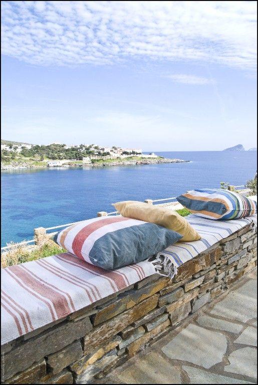 Kythnos island, Cyclades, Greece. - Selected by www.oiamansion.com