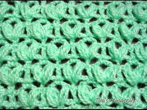 crochet stitch No 14