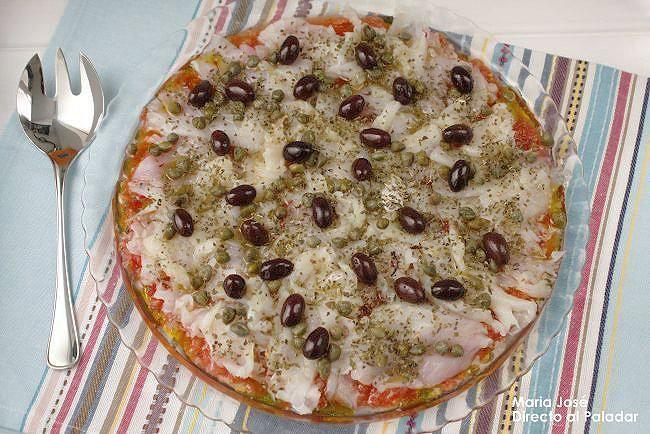 Carpaccio de bacalao. Receta: Fish, Carpaccio, Savory Recipes, Covina Navideña, Cod