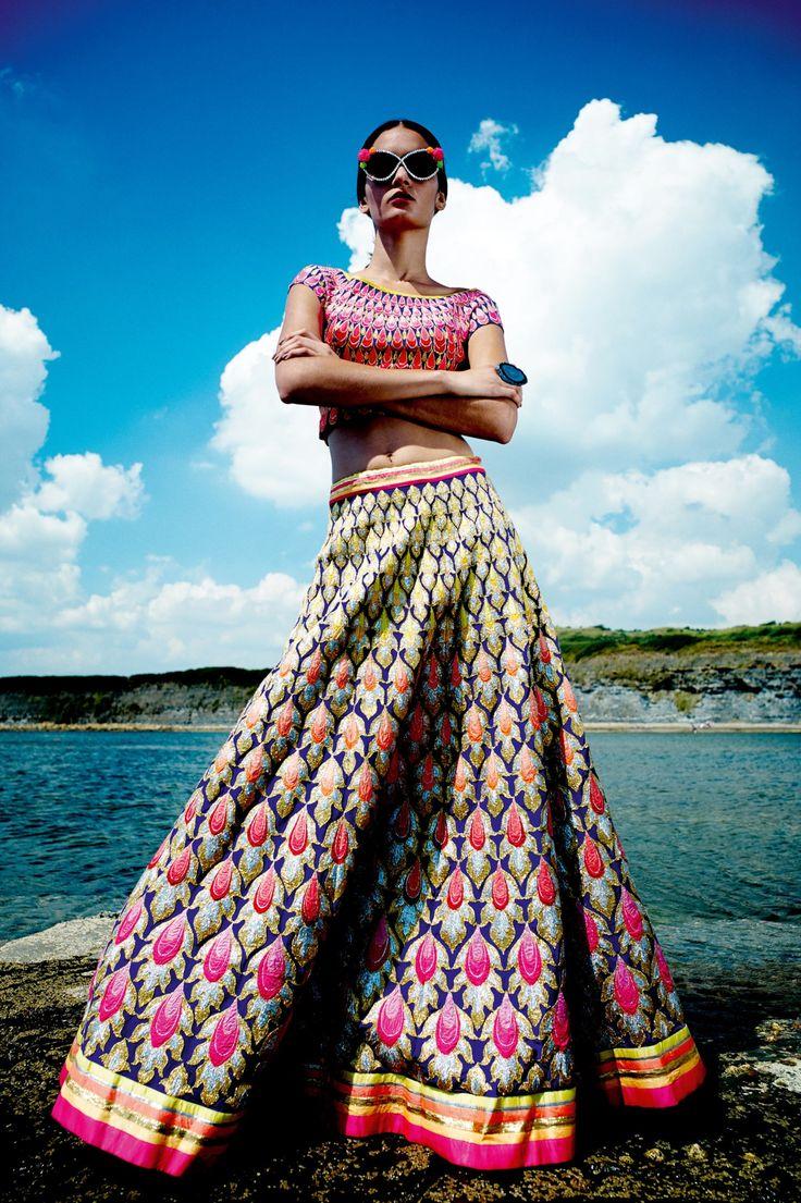 Photo: Ram Shergill Designers Abu Jani and Sandeep Khosla | @siangabari