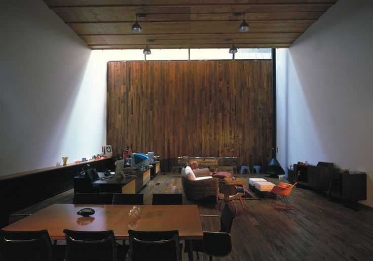 Undercover Lab by Klein Dytham Architecture