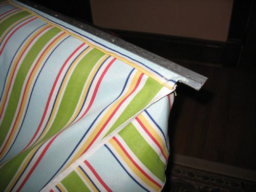 Sew your own Awning-Step by Step Instructions |