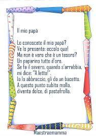 Risultati immagini per poesie tutti in cerchio scuola materna